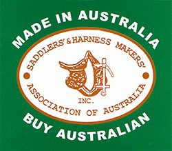 saddlers harness makers assn ustralia tag
